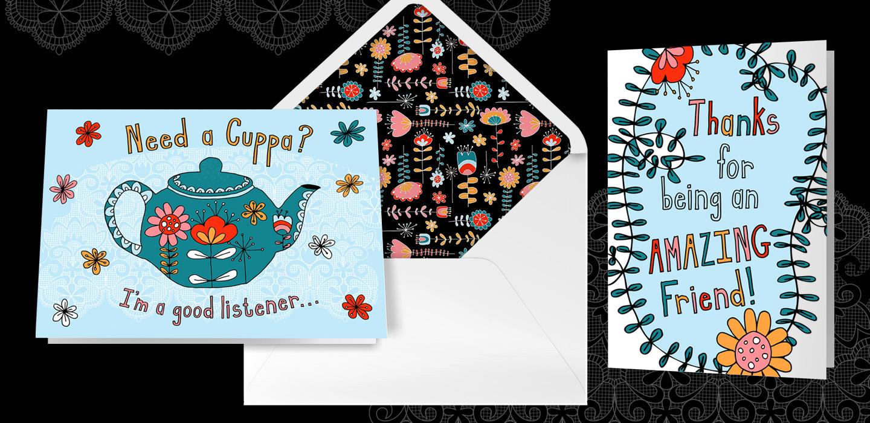 Art LicensingGreeting Card Design